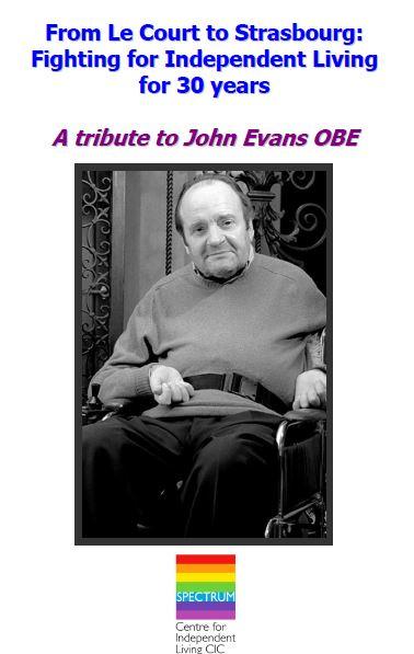 John Evans Celebration 2